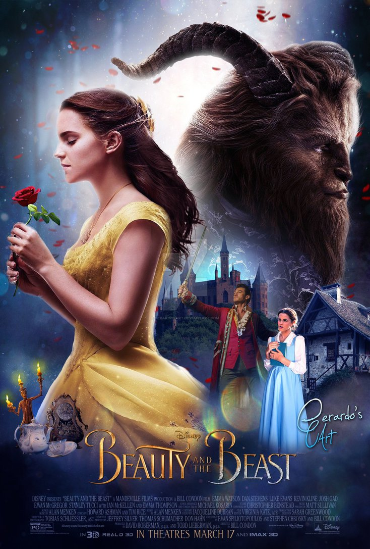 Beauty And The Beast 2017 Le Chow